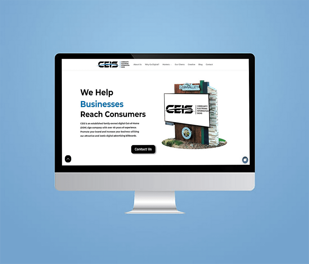 CEIS - We Help Businesses Reach Consumers