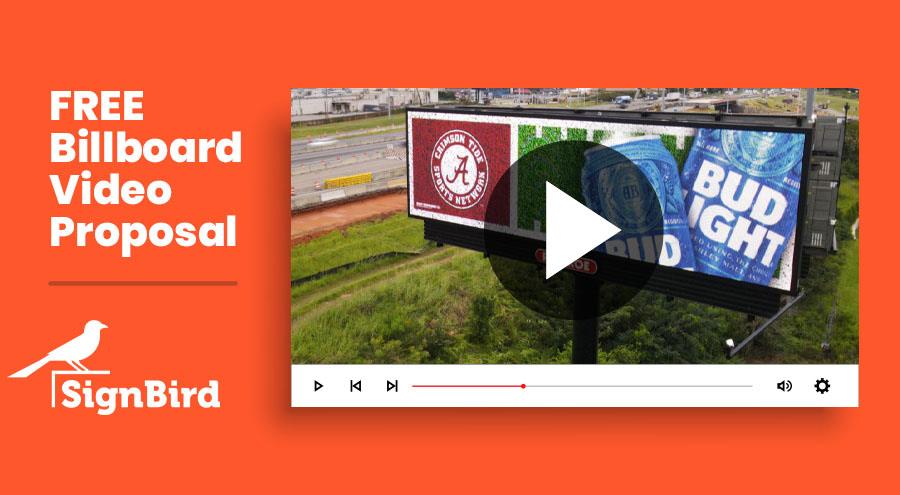 Video Billboard Proposal