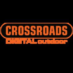 Crossroads Digital Outdoor logo