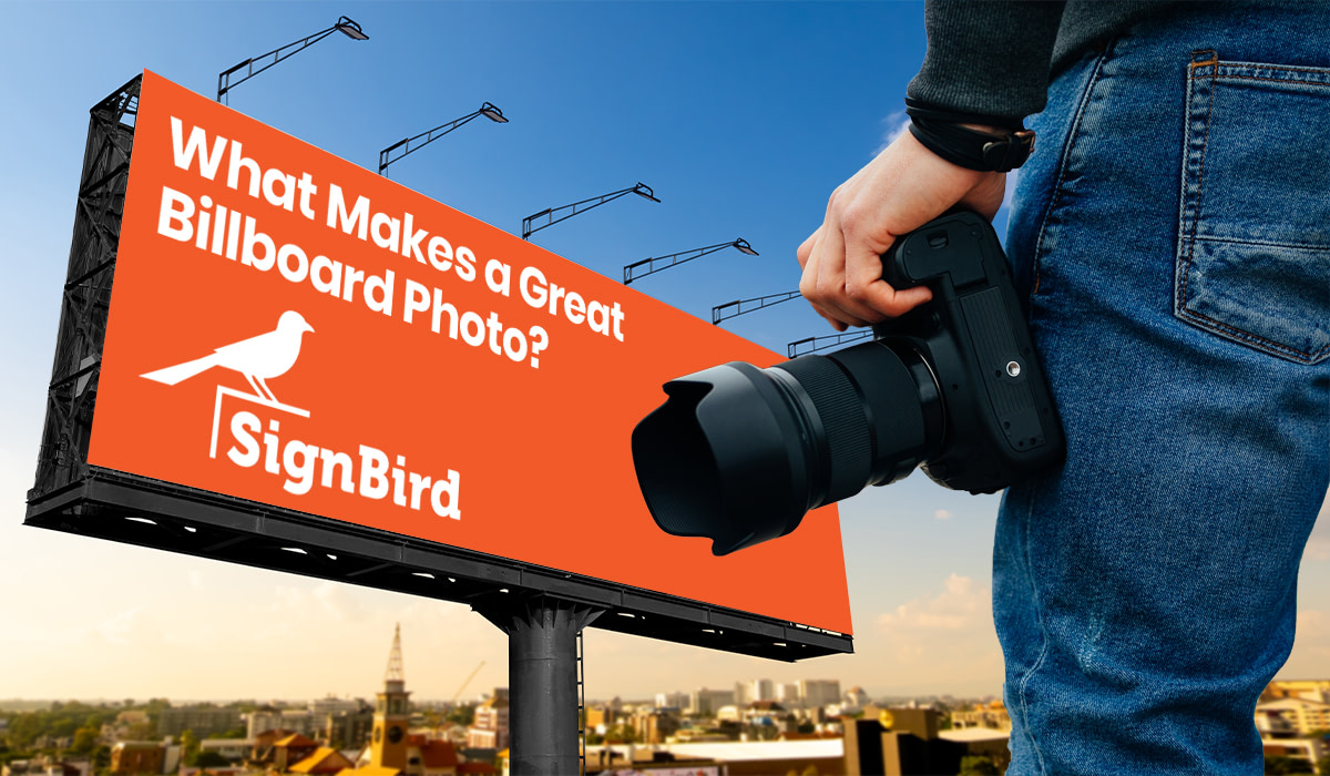 What makes a great billboard image